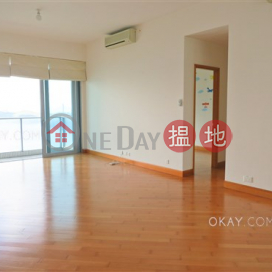 Beautiful 4 bed on high floor with balcony & parking | Rental