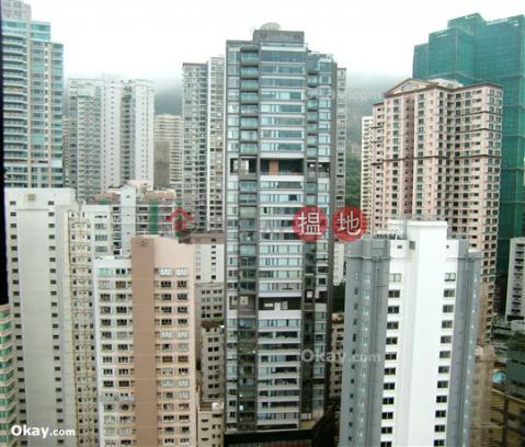 Charming 2 bedroom with balcony | Rental|Western DistrictSoho 38(Soho 38)Rental Listings (OKAY-R66581)_0