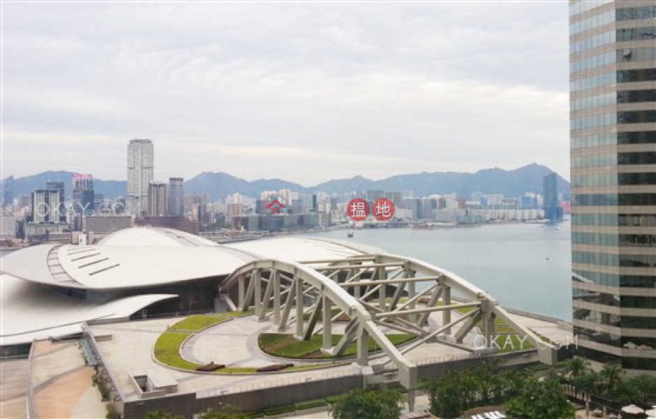 Stylish 3 bedroom on high floor with harbour views | Rental | Convention Plaza Apartments 會展中心會景閣 Rental Listings