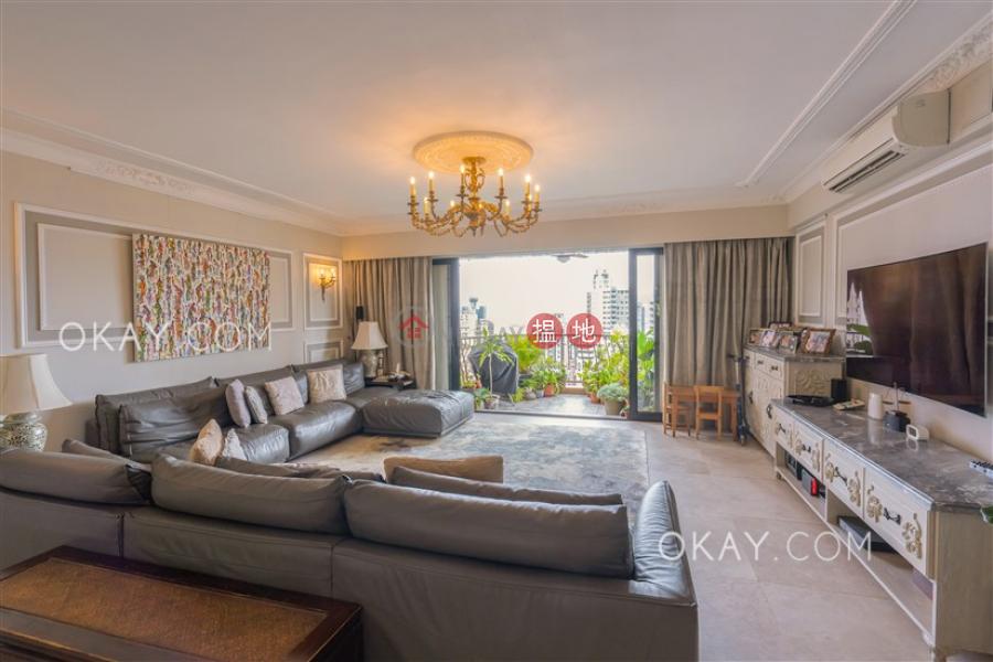 4房2廁,實用率高,連車位,露台威都閣出售單位 3旭龢道   西區-香港出售 HK$ 8,100萬