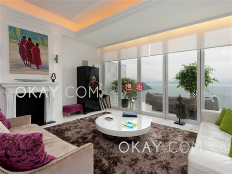 香港搵樓|租樓|二手盤|買樓| 搵地 | 住宅-出租樓盤-4房4廁,連車位,獨立屋《海灣別墅 1座出租單位》