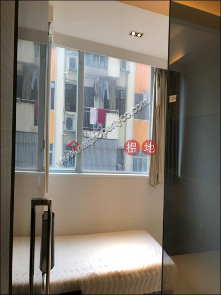 HK$ 29,800/ month   Chee On Building, Wan Chai District Seaview Apartment for Rent