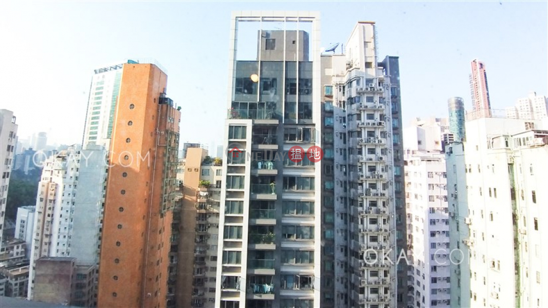 Property Search Hong Kong | OneDay | Residential | Rental Listings Luxurious 2 bedroom on high floor with balcony | Rental