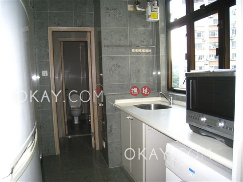 Property Search Hong Kong | OneDay | Residential | Rental Listings, Efficient 2 bedroom with sea views, balcony | Rental