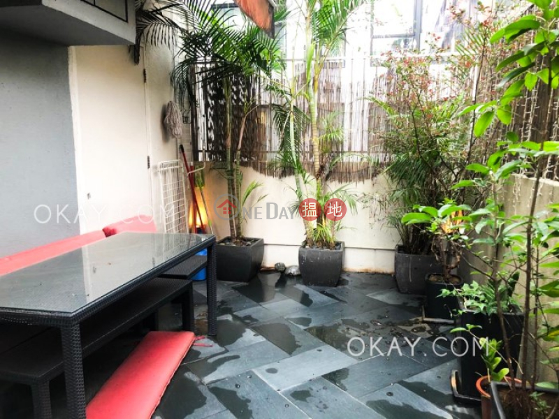 Property Search Hong Kong | OneDay | Residential, Sales Listings | Elegant 1 bedroom with terrace | For Sale
