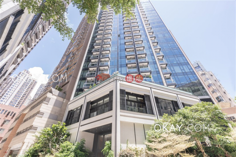 Property Search Hong Kong | OneDay | Residential | Rental Listings | Cozy with terrace in Sai Ying Pun | Rental