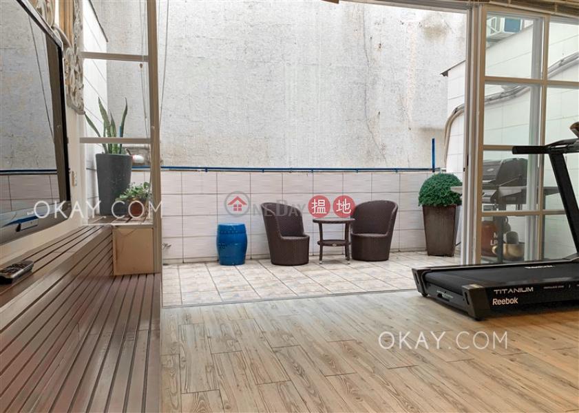 Cozy 1 bedroom with terrace | Rental, 37-39 Sing Woo Road 成和道37-39號 Rental Listings | Wan Chai District (OKAY-R392437)