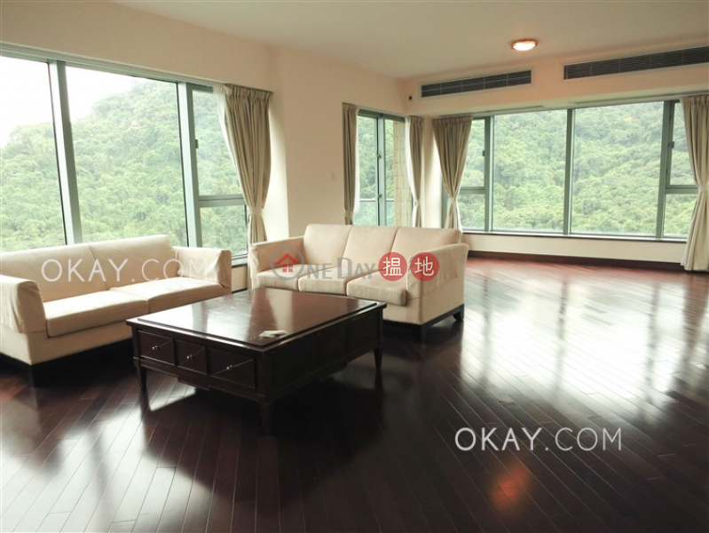 HK$ 112,000/ month   Bowen\'s Lookout   Eastern District Unique 3 bedroom on high floor with balcony & parking   Rental