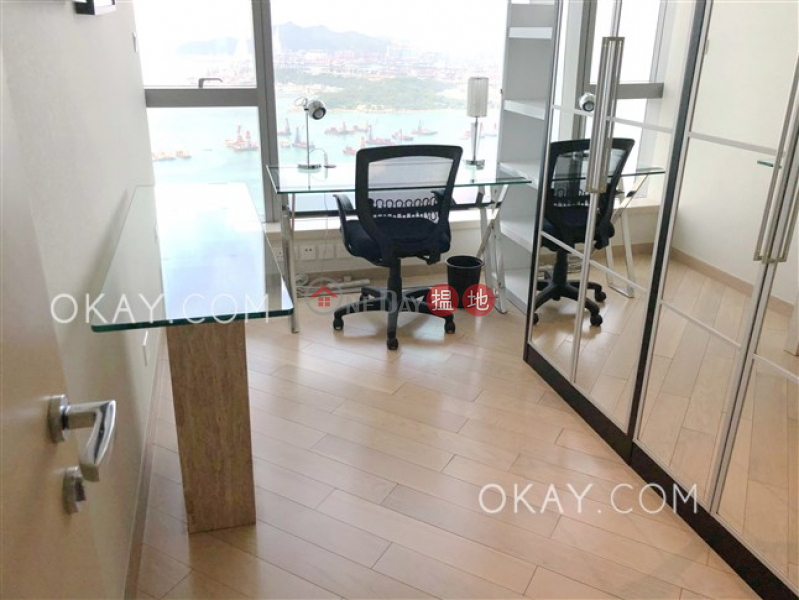 HK$ 140,000/ month, The Cullinan Tower 21 Zone 1 (Sun Sky) Yau Tsim Mong | Rare 4 bedroom on high floor | Rental