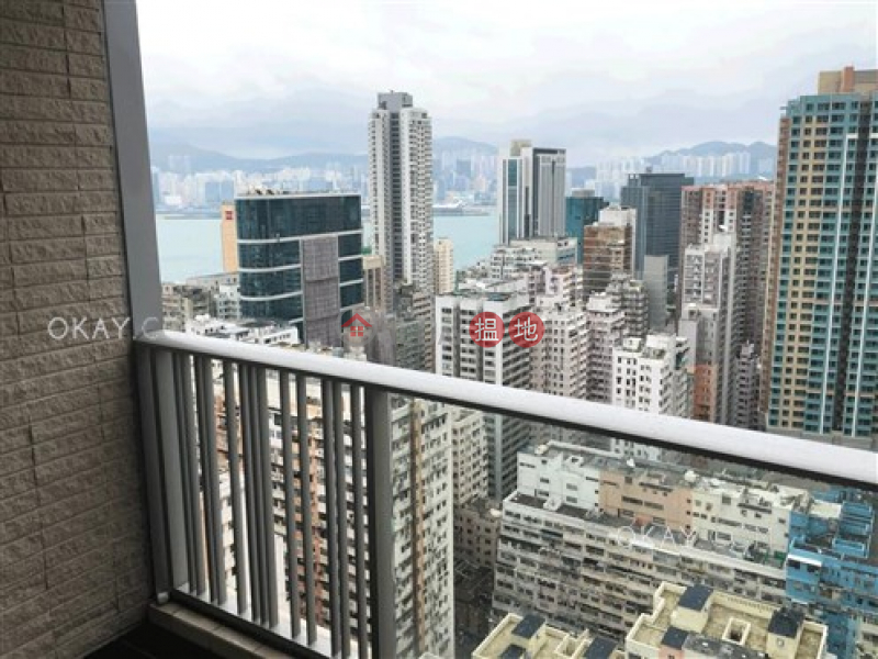 Gorgeous 2 bedroom on high floor with balcony | For Sale | Mount East 曉峯 Sales Listings