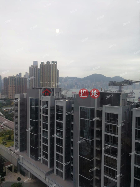 地標名廈,地鐵上蓋,無敵景觀匯璽II買賣盤-28深旺道   長沙灣-香港出售HK$ 3,400萬