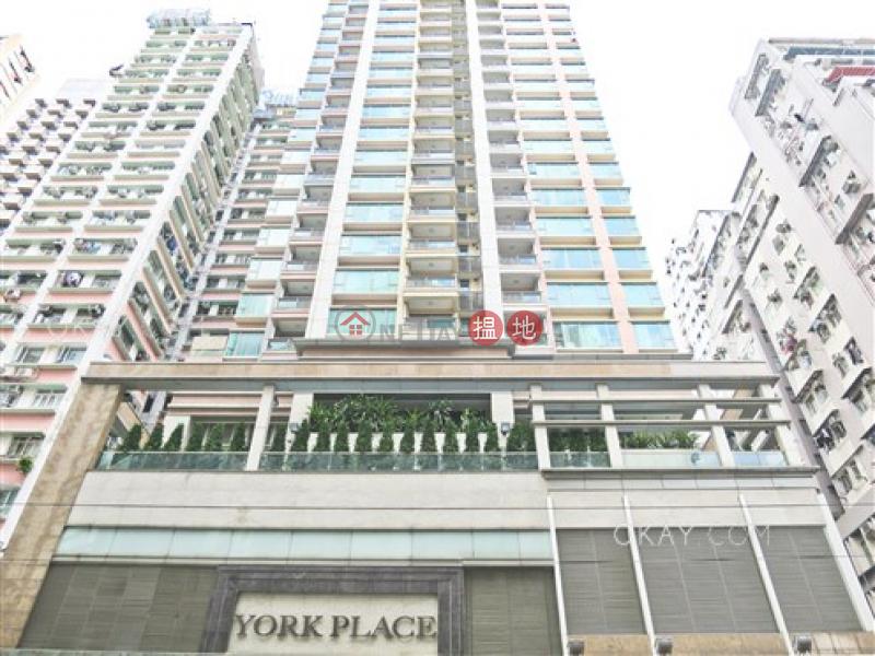 1房1廁,極高層,星級會所,露台《York Place出租單位》|York Place(York Place)出租樓盤 (OKAY-R70631)