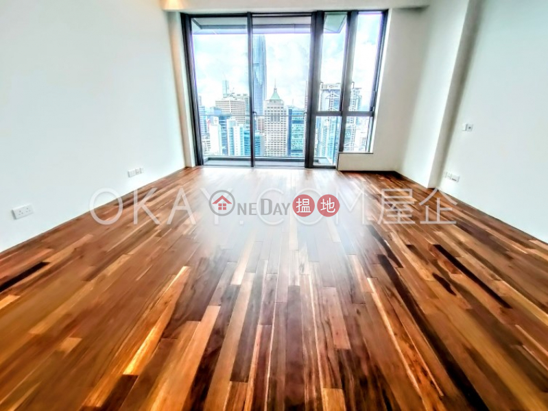 Stylish 3 bed on high floor with harbour views   Rental 98 Kennedy Road   Eastern District, Hong Kong Rental   HK$ 280,000/ month