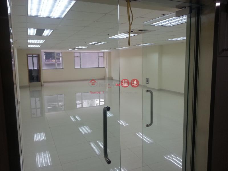 超靚寫字樓裝修 開揚景觀|葵青大德工業大廈(Tai Tak Industrial Building)出售樓盤 (poonc-04366)