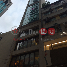 1 Lan Kwai Fong,Central, Hong Kong Island