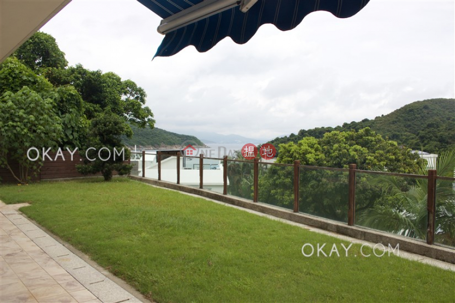 HK$ 38M   Tai Hang Hau Village, Sai Kung   Beautiful house with sea views, rooftop & balcony   For Sale