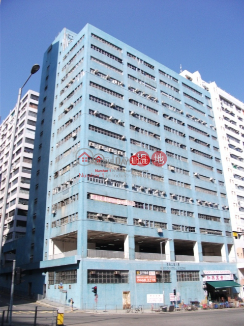 美高工業大廈 沙田美高工業大廈(Mecco Industrial Building)出租樓盤 (charl-01758)_0