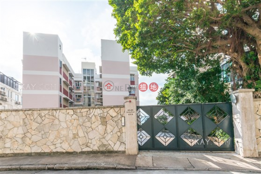 Efficient 4 bedroom with sea views, balcony | For Sale 63-65 Bisney Road | Western District | Hong Kong | Sales HK$ 50M