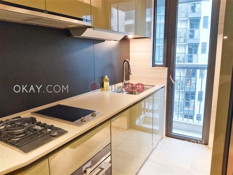Luxurious 2 bedroom on high floor with balcony | Rental | Fleur Pavilia Tower 1 柏蔚山 1座 Rental Listings