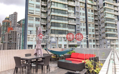 3 Bedroom Family Flat for Rent in Soho Central DistrictHollywood Terrace(Hollywood Terrace)Rental Listings (EVHK61744)_0