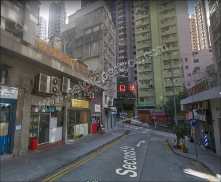 High Floor Roof Top, 128 Second Street | Western District Hong Kong Rental HK$ 24,000/ month