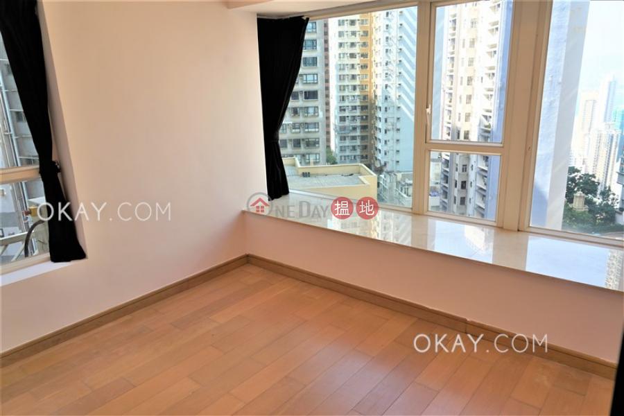 HK$ 25,000/ 月-干德道38號The ICON-西區-1房1廁,極高層,星級會所,露台《干德道38號The ICON出租單位》