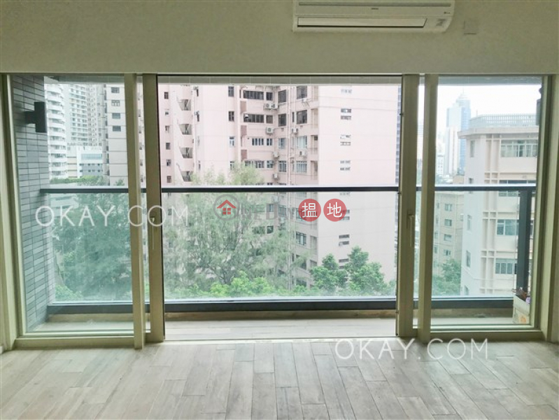 Luxurious 1 bedroom with balcony & parking | Rental | St. Joan Court 勝宗大廈 Rental Listings