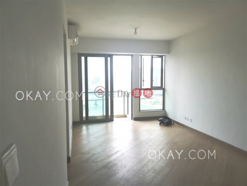 Lovely 3 bedroom on high floor with sea views & balcony | Rental | Parc City 全‧ 城滙 Rental Listings