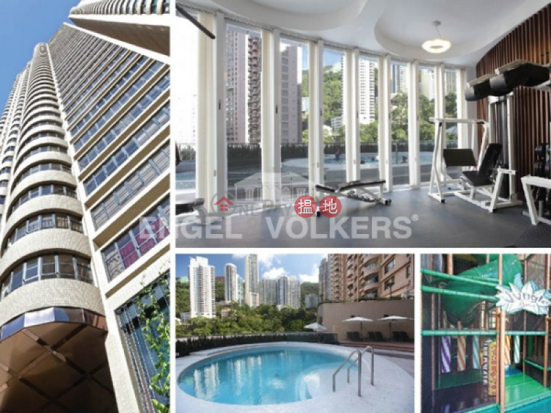 HK$ 118,000/ month Garden Terrace | Central District | Studio Flat for Rent in Central Mid Levels