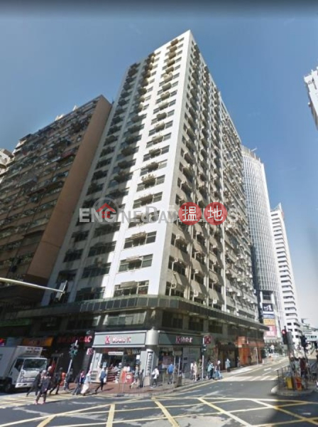 Studio Flat for Rent in Wan Chai, Tung Wah Mansion 東華大廈 Rental Listings | Wan Chai District (EVHK45183)