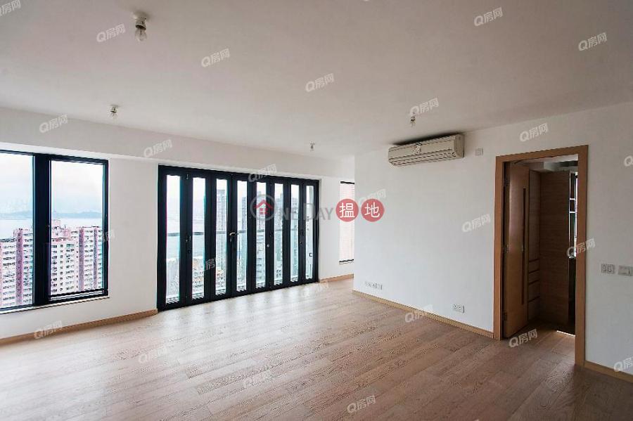 單邊海景,景觀開揚,開揚遠景《懿山買賣盤》|116-118第二街 | 西區-香港|出售|HK$ 2,430萬