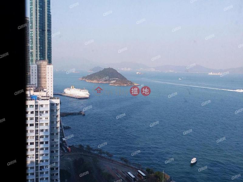 即買即住,間隔實用,品味裝修,鄰近地鐵,全海景《堅城中心買賣盤》-38堅尼地城海旁   西區香港-出售HK$ 1,380萬
