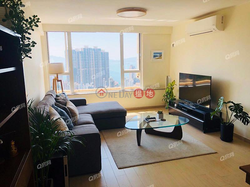 廳大房大 豪裝筍價嘉和苑買賣盤|52列堤頓道 | 西區香港|出售-HK$ 2,150萬