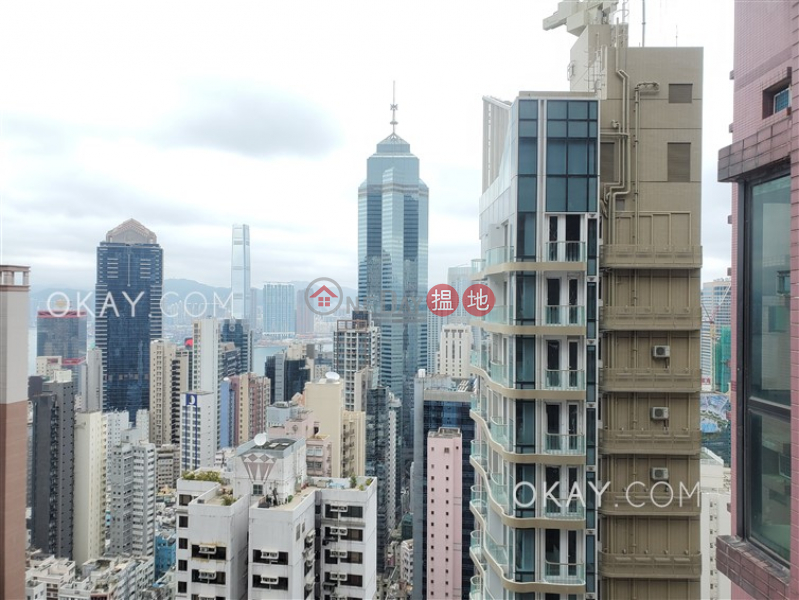 Unique 2 bedroom on high floor with sea views | Rental | Scenic Rise 御景臺 Rental Listings