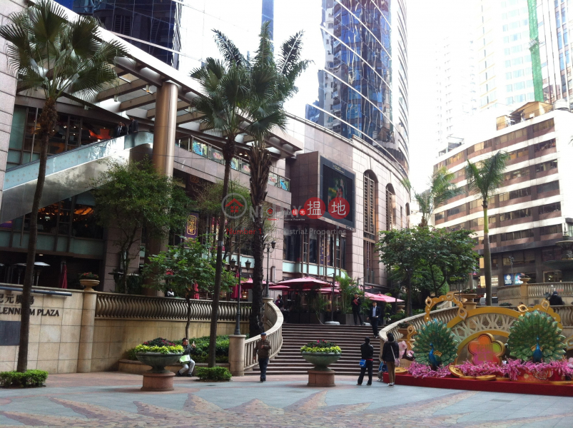 Property Search Hong Kong | OneDay | Office / Commercial Property Rental Listings | Grand Millennium Plaza