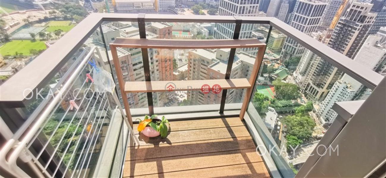 Stylish 2 bed on high floor with harbour views | Rental 8 Jones Street | Wan Chai District Hong Kong | Rental HK$ 35,000/ month