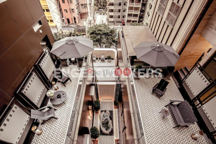 HK$ 40,000/ month Castle One By V Western District | 1 Bed Flat for Rent in Mid Levels West