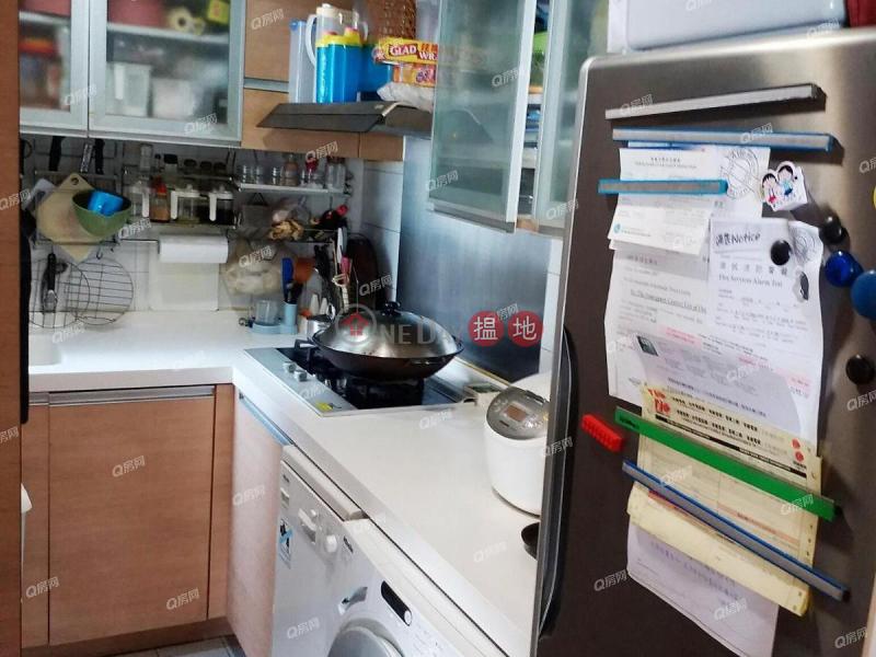 HK$ 1,380萬-堅城中心西區 即買即住,間隔實用,品味裝修,鄰近地鐵,全海景《堅城中心買賣盤》