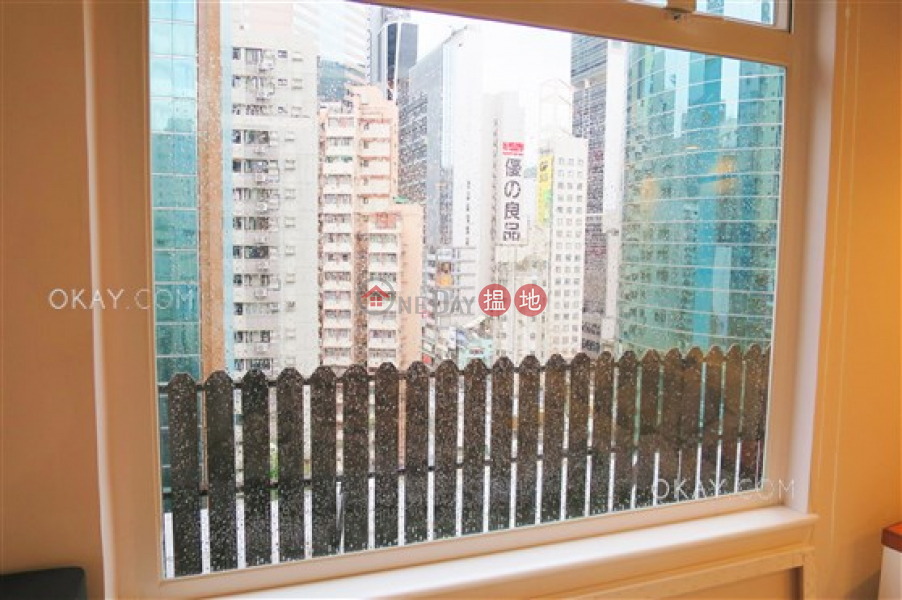 Property Search Hong Kong | OneDay | Residential | Sales Listings, Intimate 1 bedroom on high floor with rooftop & terrace | For Sale