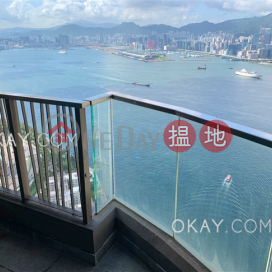Nicely kept 3 bed on high floor with harbour views | Rental