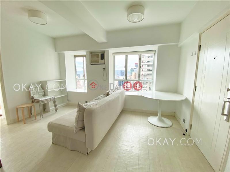 1房1廁,極高層《雍翠臺出售單位》 18必列者士街   中區香港出售 HK$ 900萬
