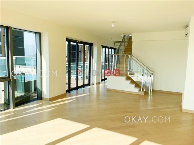 4房4廁,極高層,露台4期 迎海‧星灣御 8座出租單位|8烏溪沙路 | 馬鞍山香港出租|HK$ 127,500/ 月