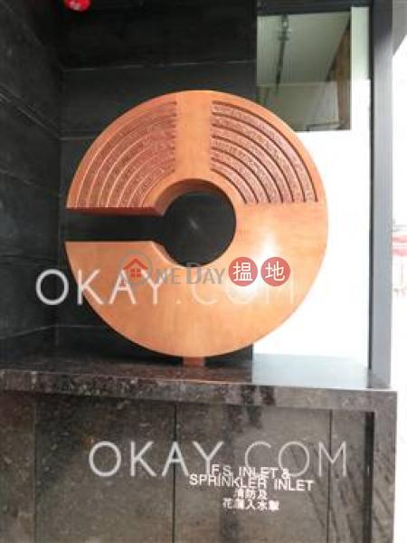 1房1廁,極高層,星級會所,露台瑧環出售單位|瑧環(Gramercy)出售樓盤 (OKAY-S95747)