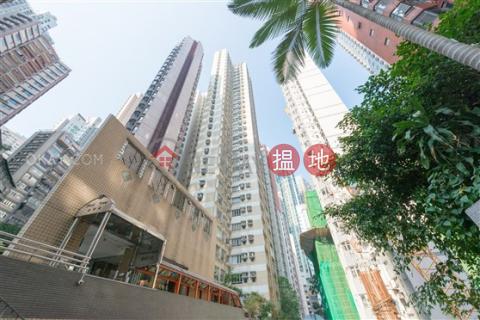 Unique 1 bedroom on high floor | Rental|Western DistrictFloral Tower(Floral Tower)Rental Listings (OKAY-R65697)_0