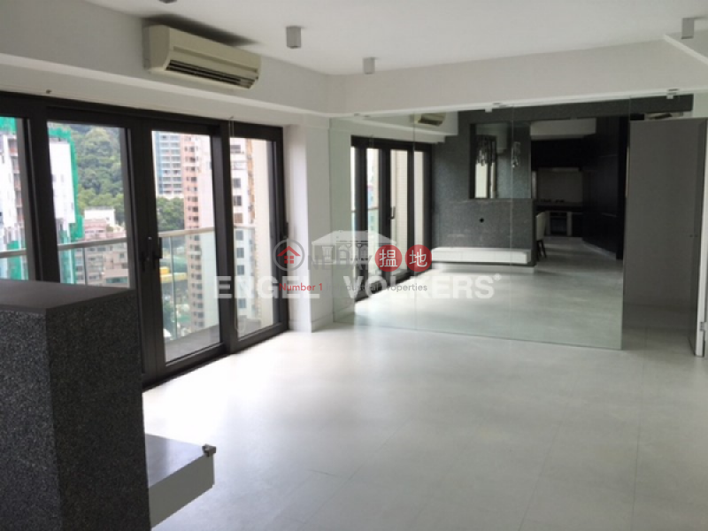 3 Bedroom Family Flat for Sale in Sai Ying Pun | The Babington 巴丙頓道6D-6E號The Babington Sales Listings