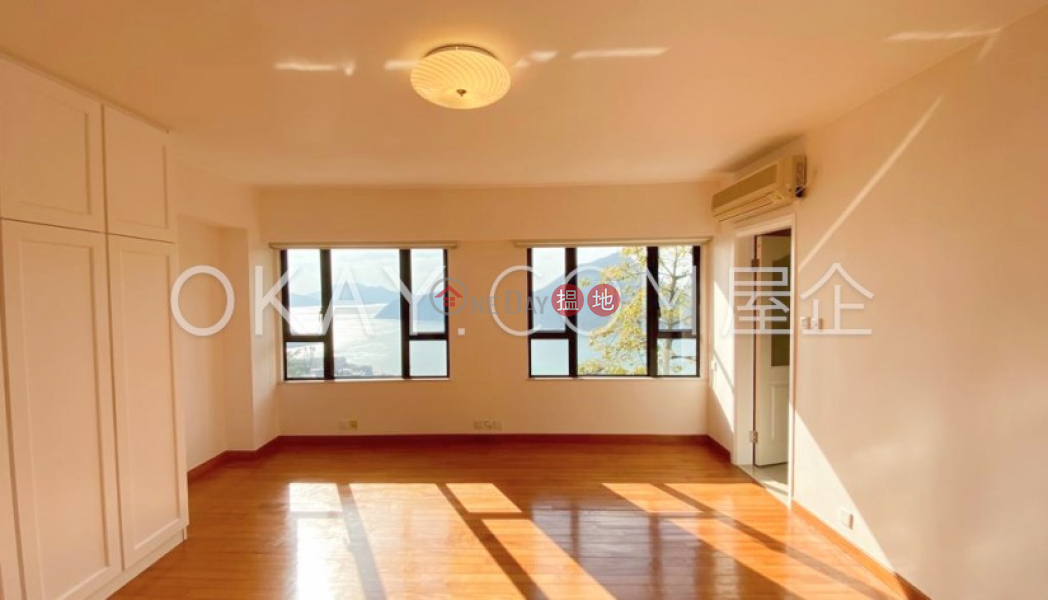 Efficient 4 bedroom with sea views, balcony | Rental, 43 Repulse Bay Road | Southern District, Hong Kong | Rental HK$ 128,000/ month