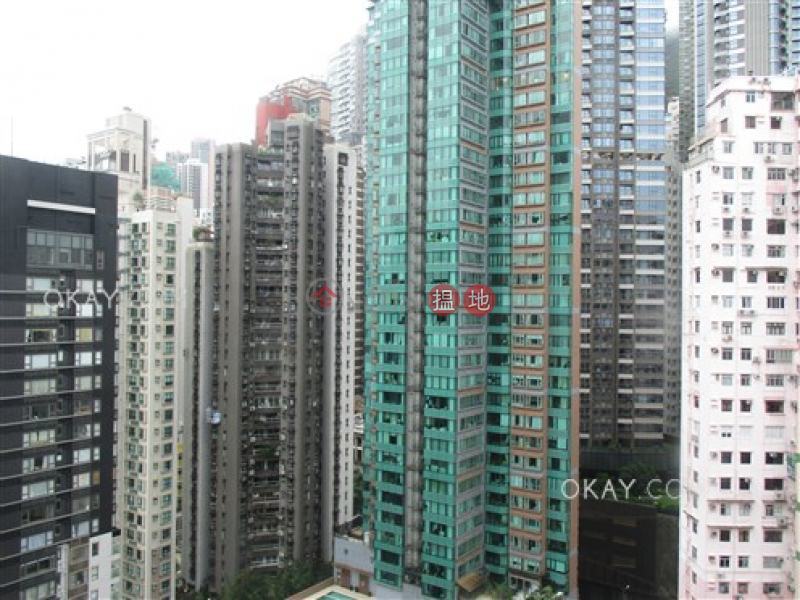 Generous 2 bedroom on high floor with balcony | Rental | Centrestage 聚賢居 Rental Listings