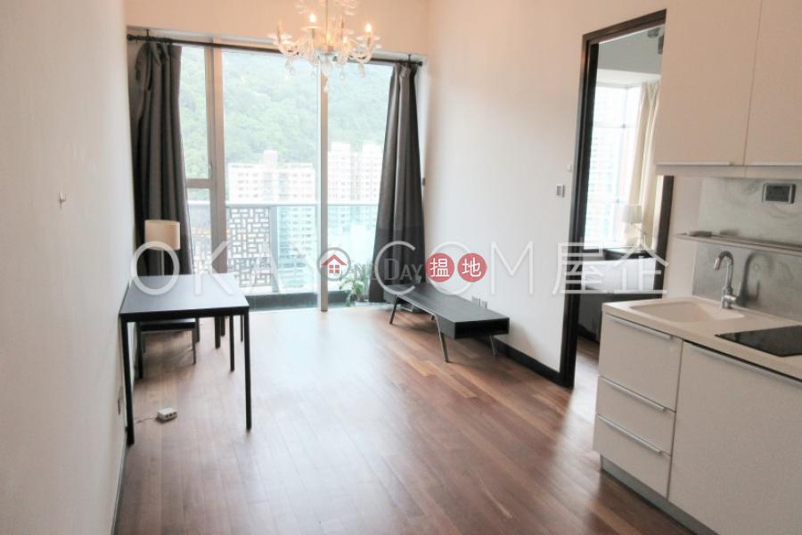 Practical 1 bedroom on high floor with balcony | Rental | J Residence 嘉薈軒 Rental Listings
