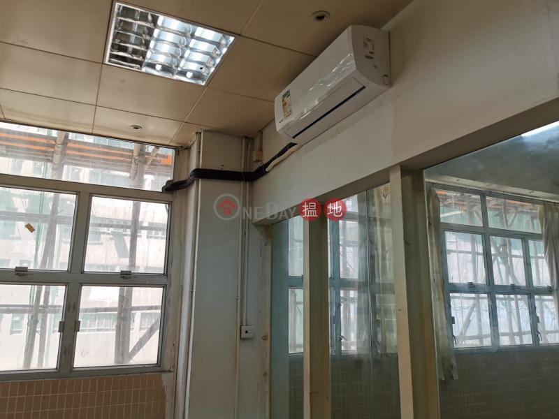 HK$ 40,000/ 月 明華工業大廈 荃灣 12呎半高樓底 可入高櫃 @8全包 新裝即用高樓底高實用