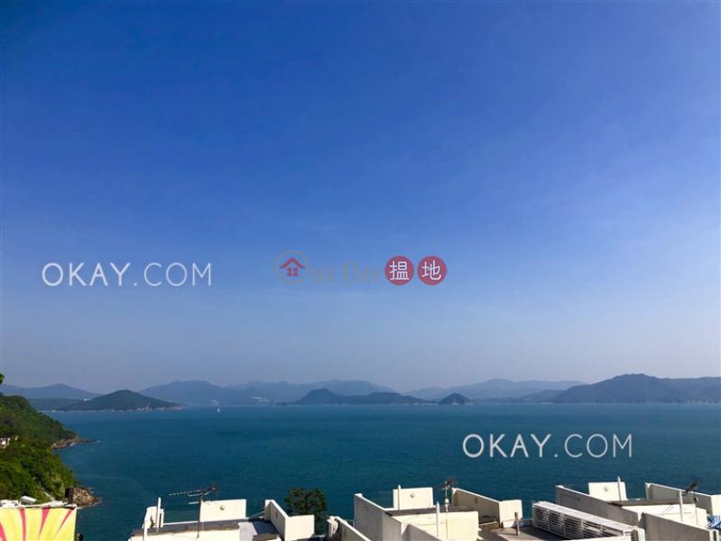 香港搵樓|租樓|二手盤|買樓| 搵地 | 住宅出租樓盤4房3廁,實用率高,海景,連車位《銀輝別墅 1座出租單位》